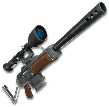 Laser Tag Semi-Auto Sniper Rifle